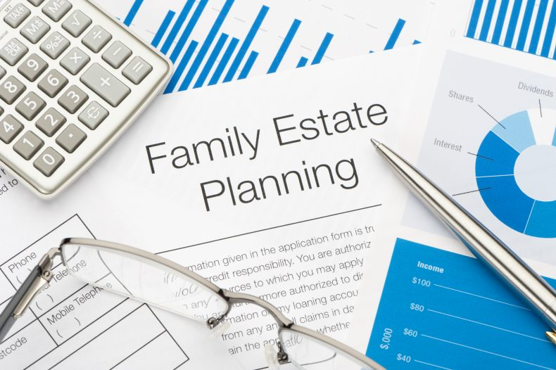 Family Estate planning document – Wills Melbourne
